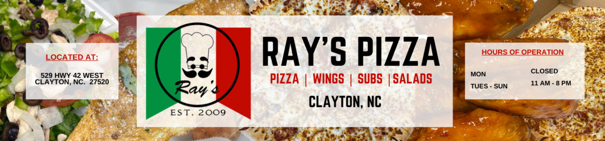 Ray's Pizza Clayton
